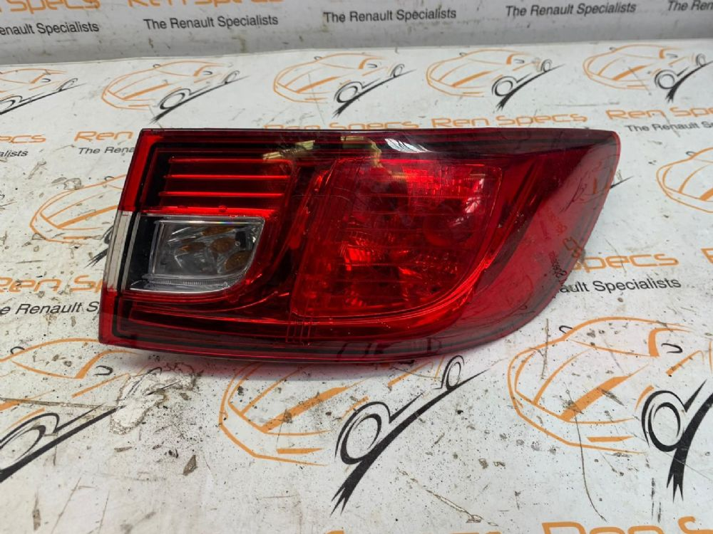Renault Clio 2012-2020 REAR/TAIL LIGHT ON BODY ( DRIVERS SIDE) 265509846R [BP]